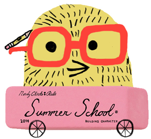 KidLit Summer School: Nerdy Chicks Write
