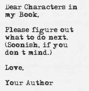 dear characters