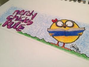 Nerdy Chick